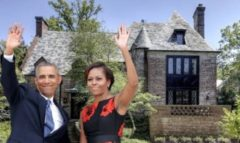 The Obamas Drop $8.1 Million Dollars On A New Home In Washington, D.C. (Video)