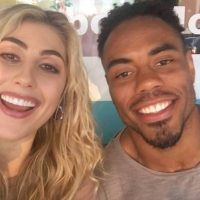 Rashad Jennings Speaks On His Dating Life, If He Ever Hooked Up With His 'DWTS' Partner Emma Slater, NFL Career And More! (Video)