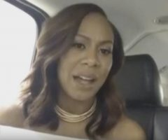Four-Time Olympic Gold Medalist Sanya Richards-Ross Says She Absolutely Regrets Having An Abortion Just Before Competing In The 2008 Olympic Games! (Video)