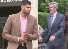 Retired NBA Star Tim Duncan's Former Financial Advisor Gets 4 Years In Prison For Defrauding Him Out 6 Million Dollars. (Video)