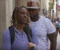 Curtis '50 Cent' Jackson Surprises Random People Giving Their Opinion About Him! (Video)