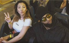 Odell Beckham's Girlfriend Polyxeni Ferfeli