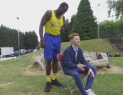 NBA Star Draymond Green Surprises One Of His Biggest Fans In The UK (Video)