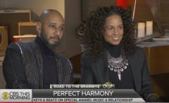 Alicia Keys And Husband Swizz Beatz Open Up About Their Relationship, Family, Music And More! (Video)