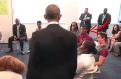 Barack Obama Surprises Students At McKinley Tech In Washington, D.C. (Video)
