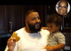 "DJ Khaled Teams Up With Oprah And Joins ""Weight Watchers"" As It's Newest Ambassador! (Video)"