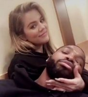 Khloe Kardashian Opens Up About Her First Pregnancy And Possible Marriage With Her NBA Star Boyfreind Tristan Thompson (Video)