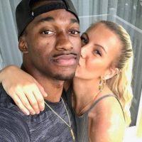 "Robert Griffin III Proclaims His Love For Fiancee Greta Sadeiko: ""I Love This Woman! (Video)"