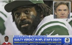 Man Who Shot And Killed Ex-NFL Player Joe Mcnight Found Gulity of Manslaughter! (Video)