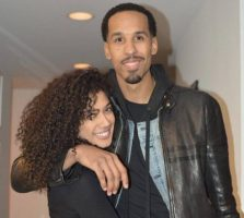 Shaun Livingston's Wife Joanna Livingston