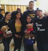 Colin Kaepernick And Steph Curry Match Donations To Youth Counseling Organization! (Video)