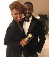 Actor Sterling K. Brown Thanks His Wife Ryan Michelle Bathe After Historic Golden Globes Win (Video)