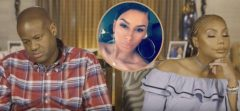 "Laura Govan Addresses Tamar Braxton's Allegations That She's Pregnant From Her Husband Vincent Herbert: ""He's So Not My Type!"""