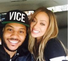 Reunited, Maybe? Carmelo Anthony Posts Strong Message To La la On Valentine's Day!