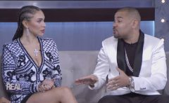 DJ Envy And His Wife Gia Casey Open Up About His Infidelity And Who Helped Them Save Their Marriage! (Video)