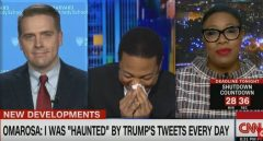 Trending: CNN's Don Lemon Can't Stop Laughing Over Guest Simone Sanders Clowning Omarosa! (Video)