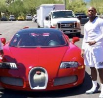 Floyd Mayweather's Car Salesman Reveals How Much He Spends On Oil Changes And New Tires For His Bugatti (Video)