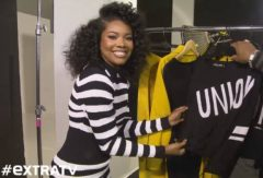 Gabrielle Union Dishes On Her New Clothing Line With New York & Company. (Video)