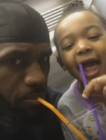 "LeBron James On Daughter Zuri: ""Can't Have Nothing With Her Around!"" (Video)"