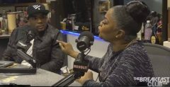 Mo'Nique Humbly Checks Charlamagne Tha God For Giving Her 'Donkey Of The Day' Over Her Netflix Boycott! (Video)