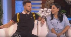 Steph Curry And Wife Ayesha Talk Third Pregnancy, Gender Results, $201 Million Dollar Contract And More! (Video)
