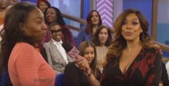 Wow: Woman Confesses To Wendy Williams That She's Having S#x With Her Boyfriend's Best Friend And Wants To Continue Doing It While Still With Him! (Video)