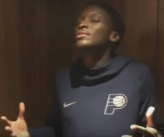 Watch: NBA Star Victor Oladipo Shows Off His Amazing Voice (Video)
