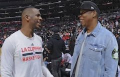 NBA Star Chris Paul Reveals The Best Career Advice Jay-Z Gave Him (Video)