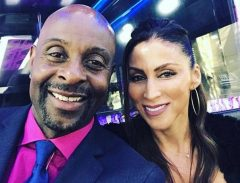 NFL Star Jerry Rice Pops The Big Question To Longtime Girlfriend Latisha Pelayo (Video)