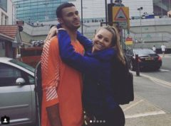 Larry Nance Jr's Fiancee Hailey Pince