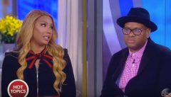 Tamar Braxton Speaks On Her Unexpected Exit From 'The Real' And Clears Up Rumors About Her Marriage (Video)