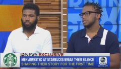 Trending News: The Two Black Men Arrested At Starbucks Speak Out For The First Time About The Details Surrounding Their Unfair Arrest (Video)