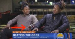 Inspiring: Meet Shaquem Griffin, The One-Handed Linebacker Who May Be Drafted Into NFL! (Video)