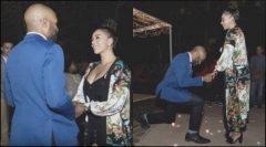 Derek Fisher Proposes To Girlfriend Gloria Govan And She Said 'Yes!' (Video)