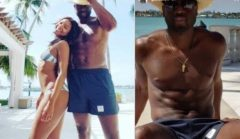 Gabrielle Union And Dwyane Wade Spend Some Quality Time At The Beach In Miami! (Video)