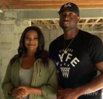 Gabrielle Union And Dwyane Wade Debut New Reality Show Renovating And Flipping Homes On HGTV (Video)