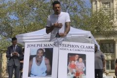 Retired NBA Star Matt Barnes Launches Scholarship Fund For Stephon Clark's Children Who Lost Their Father To Police Shooting! (Video)
