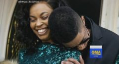 Heartflet: Student Takes His Mother To High School Prom Because She Never Got A Chance To Go Because She Had To Take Care Of Him (Video)