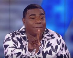 Tracy Morgan Talks New Show Last O.G, Giving Back To The Hood In Brooklyn, Having Dinner With Morgan Freeman And More! (Video)