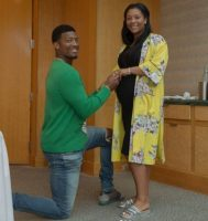 Congratulations: Jameis Winston Proposes To His Pregnant High School Sweetheart Breion Allen (Video)