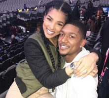 NBA Star Bradley Beal And Girlfriend Kamiah Adams Announce They Are Expecting Their First Child Together! (Video)