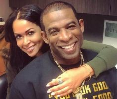 Tracey Edmonds Still Doesn't Know If She Or Deion Sanders Made The First Move (Video)
