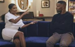Jamie Foxx Interviews Gabrielle Union 'OFF SCRIPT…Talks Being A Woman Of Color In Hollywood, Speaking Her Truth And Not Giving A F#ck And More! (Video)