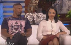 Watch: Jamie Foxx & Daughter Corinne Reveal Their Hidden Talent (Video)