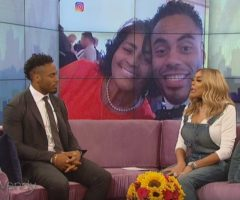 "Retired NFL Star Rashad Jennings Talks Buying His Mother A Brand New House, Life After Football  And New Book Titled """"The If In Life."" (Video)"