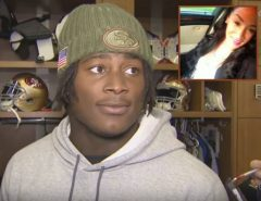 NFL Baller Rueben Foster's Ex-Girlfriend Elissa Ennis Prepared To Testify She Lied About Him Hitting Her And Her Injuries Came From Fighting His Side Chick! (Video)