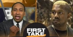 "Stephen A. Smith Strongly Reacts To Kanye West's Slavery Comments: ""It's An Insult To Our Ancestors!"" (Video)"