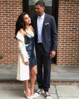 Congratulations: ESPN's Jalen Rose And Molly Qerim Secretly Tie The Knot (Photos)