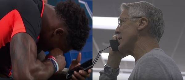 Heartfelt: Listen To D.K. Metcalf's Emotional Phone Call After Being Drafted By The NFL's Seattle Seahawks! (Video)