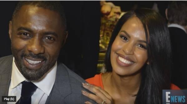 Watch: Idris Elba & New Wife Sabrina Elba Play Mr. And Mrs. (Video)